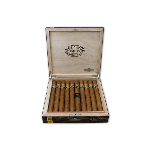 RyJ Churchills Reserva Cosecha 2008 Full Box