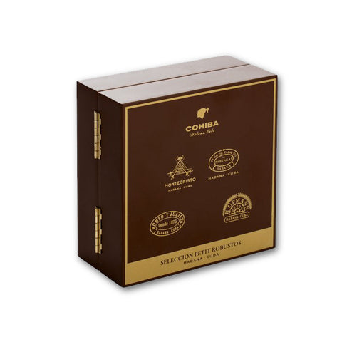 Habanos Seleccion Petit Robustos EGM Cigars - Box of 10