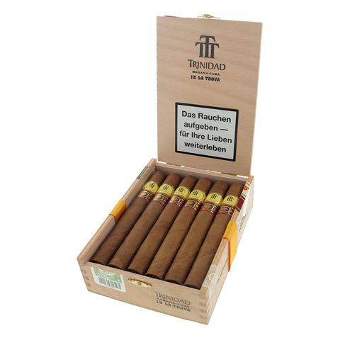 Trinidad La Trova LCDH Box of 12 cigars