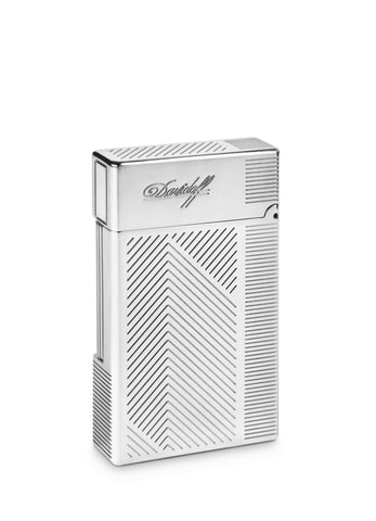 Image of the Davidoff Prestige Palladium Lighter For Sale