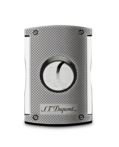 MaxiJet S.T Dupont Cigar Cutter- Chrome Grid For Sale Online