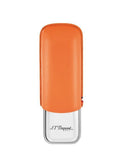 S.T Dupont Double Cigar Case- Orange for sale online