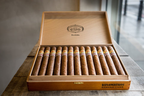Diplomaticos Bushido Cigar (Ex. Asia Pacifico 2014) for sale