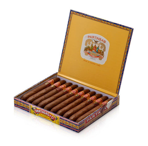 Partagas Salomones Cigar LCDH (Box of 10)