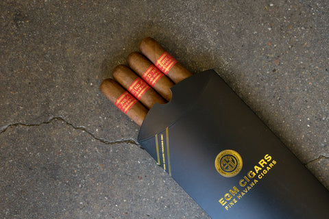 Partagas Serie D No. 4 Cigar Sampler