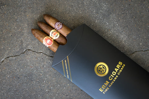 Image of the Pirámide Cigar Sampler for sale online