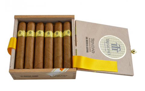 Trinidad Media Luna Cigars - Box of 12. EGM Cigars