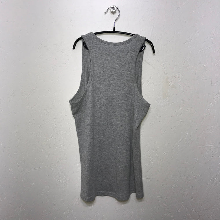 ECO Organic Yoga Vest Grey