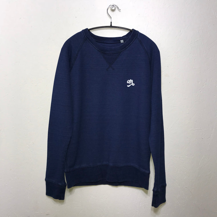 ECO Organic Midnight Blue Sweat