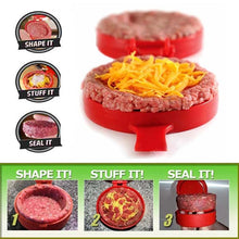 Easy Stuffed Burger Maker