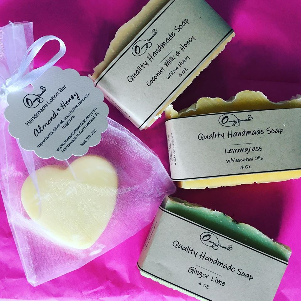 Custom Soap Favors - Wedding, Baby Shower, Party Etc.