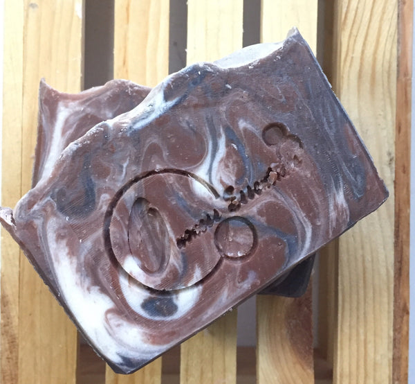 Bay Leaf & Tobacco Handmade Soap