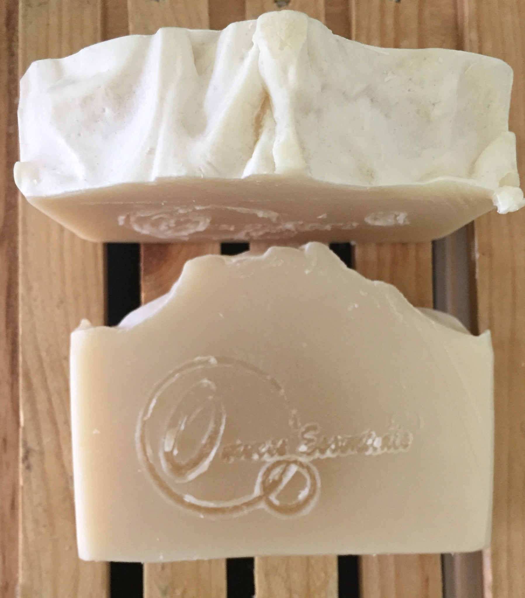 Coconut Milk & Honey Soap - Unscented