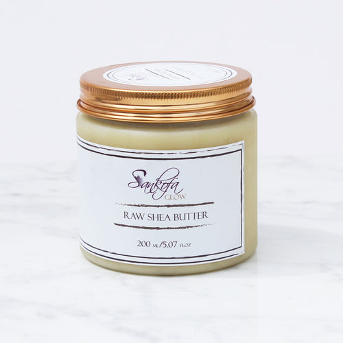 Raw Shea Butter 200ml Jar