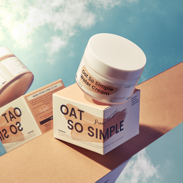 How It All Started: Oat So Simple Water Cream Origin Story