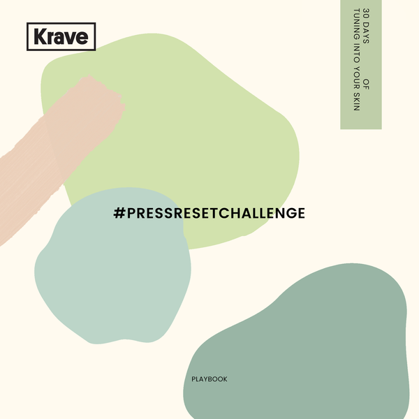 The #PressResetChallenge Guide: An Overview of Your Journey