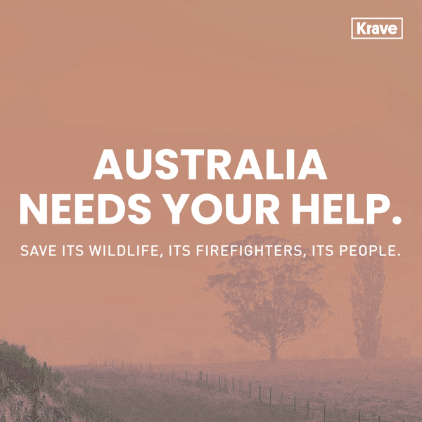 Help Australia Fight Against These Bushfires