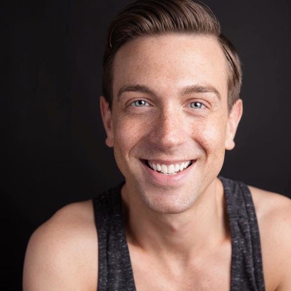 #PressReset Diaries: Meet Thomas, Performer & Yoga Enthusiast