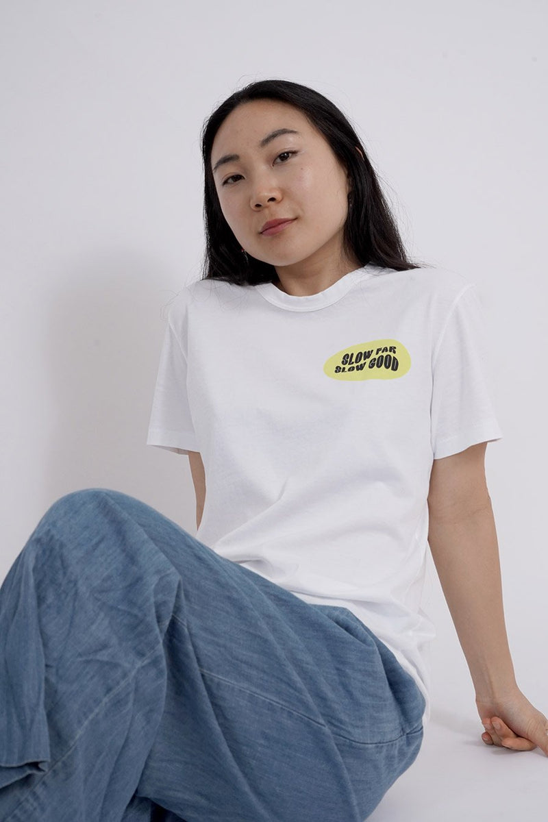 Slow Far Slow Good Zero-Waste Tee