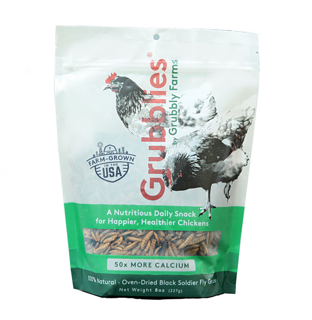 Grubblies - 8 oz package