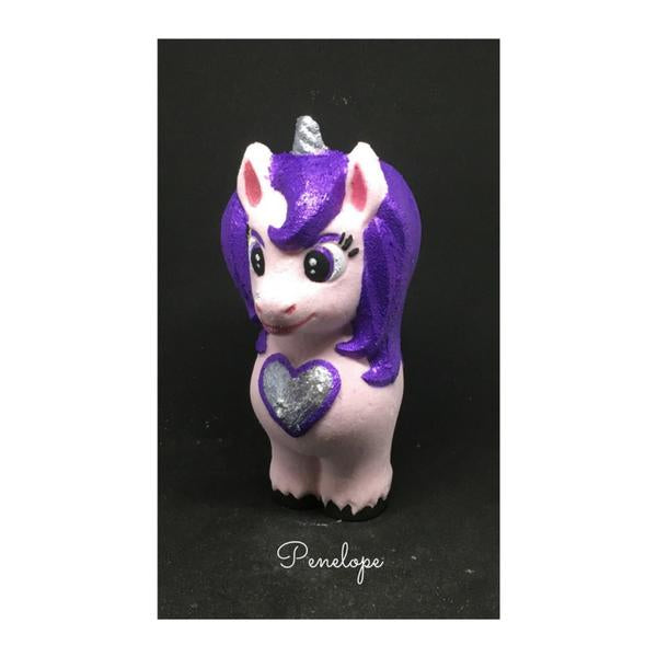 3D Unicorn Bath Bomb LIMITED EDITION