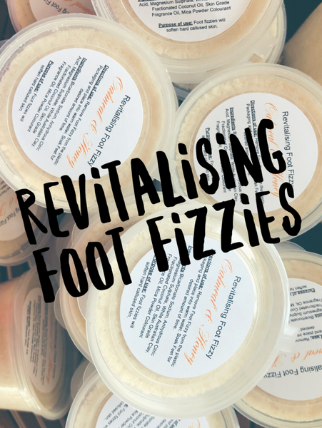 Revitalising Foot Fizzy