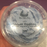 3 in 1 Shower Frosting - Body Wash, Sugar Scrub & Body Butter