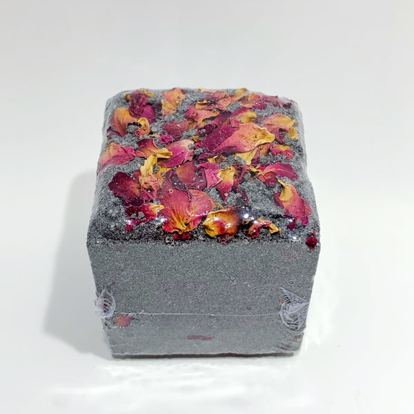 Activated Charcoal Magnesium Bath Bomb 150g