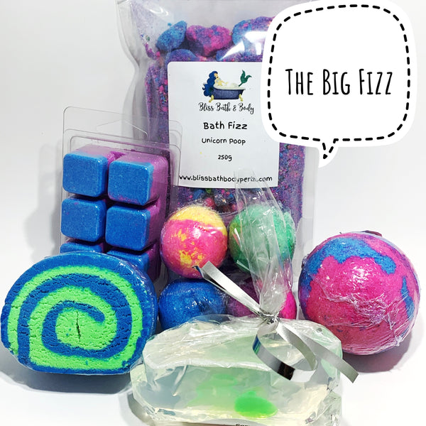 THE BIG FIZZ KIDS PACK