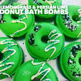 3D Donut Bath Bombs