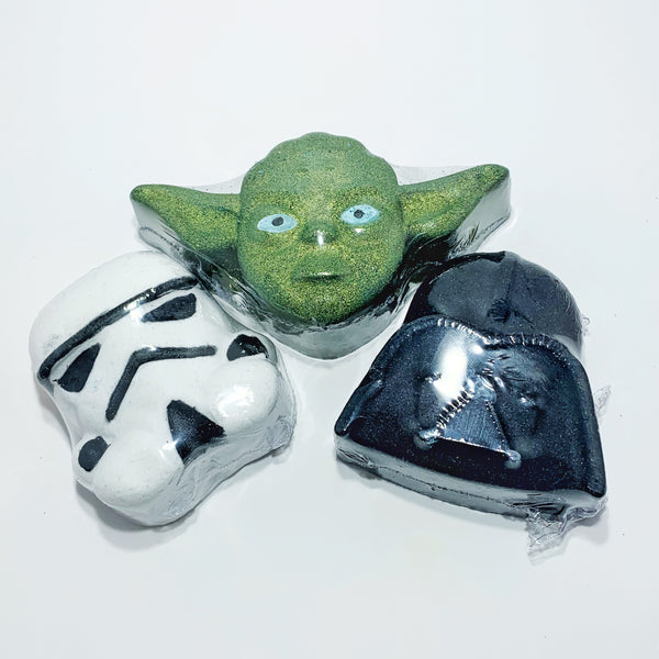 Star Wars Bath Bombs