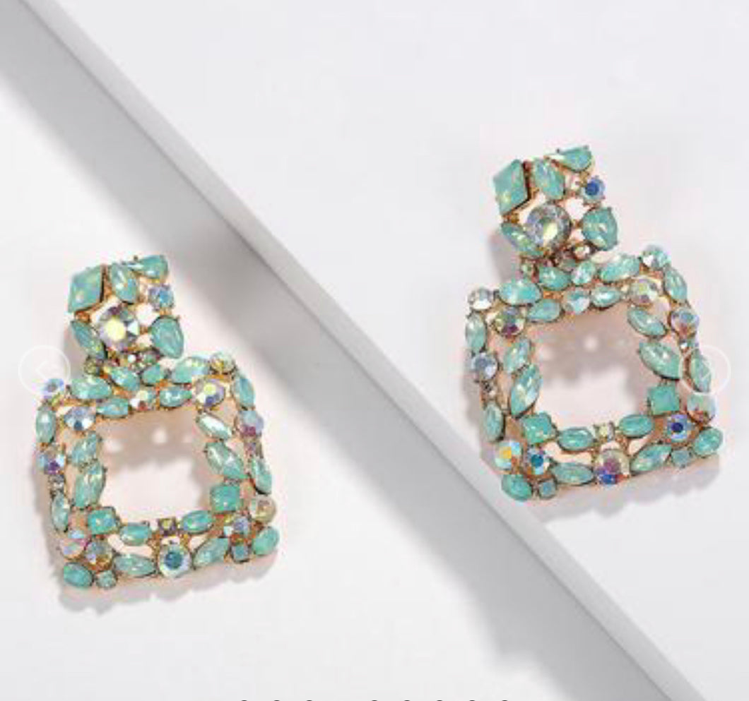 Mint Green Sparklers