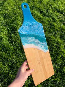 Desert Island Serving Board