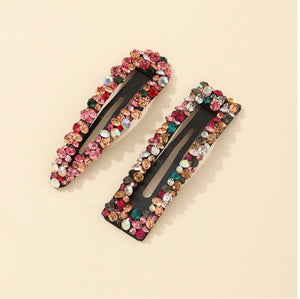 Large Decorative Hair Clips