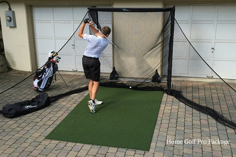Home Golf Pro Package