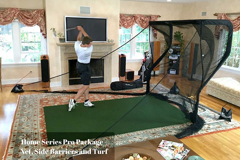 Home Golf Pro Package OUT OF STOCK