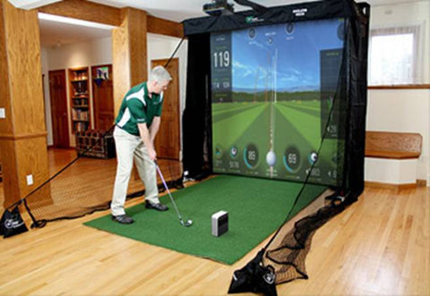 Simulator Series with SkyTrak Golf Simulator