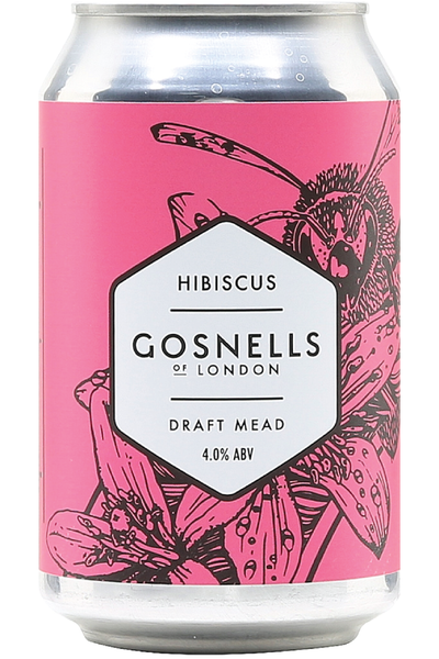 Gosnells Hibiscus Mead (Can) - Temple Cellars