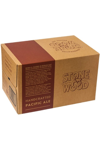 Stone & Wood Pacific Ale Case of 24 - Temple Cellars