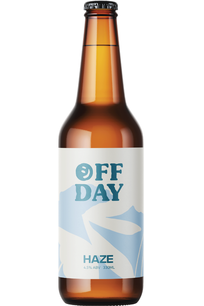 Off Day Haze - Temple Cellars