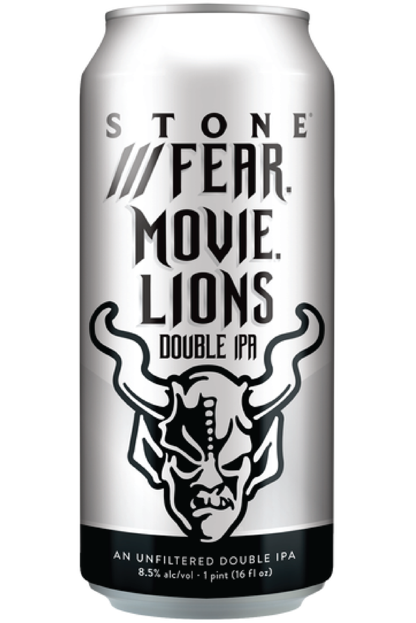 Stone FML (Fear, Movie, Lions) - Temple Cellars