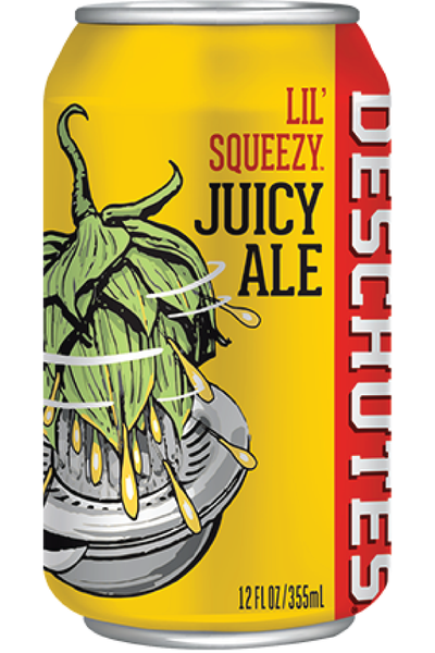 Deschutes Lil' Squeezy Juicy Pale Ale - Temple Cellars