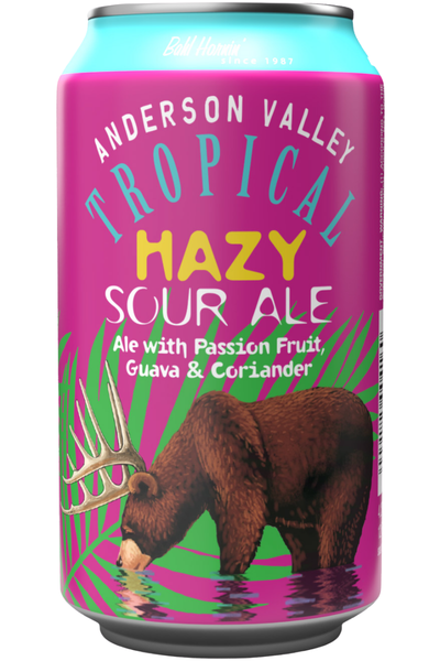 Anderson Valley Brewing Company Tropical Hazy Sour Ale - Temple Cellars