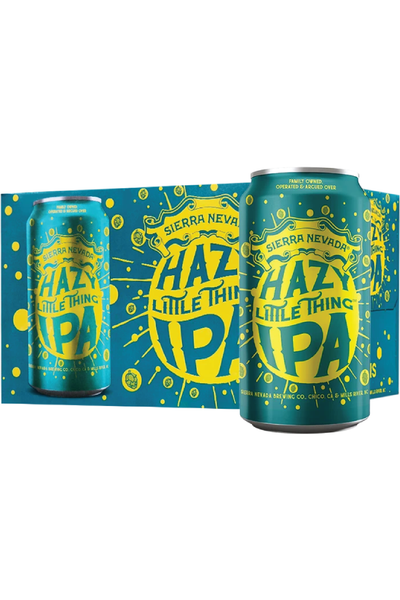 Sierra Nevada Hazy Little Thing IPA Case of 24 - Temple Cellars