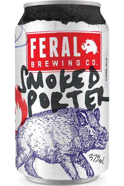 Feral Smoked Porter - Temple Cellars