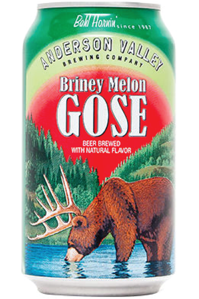 Anderson Valley Briney Melon Gose - Temple Cellars