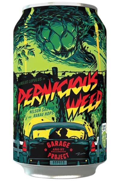 Garage Project Pernicious Weed - Temple Cellars