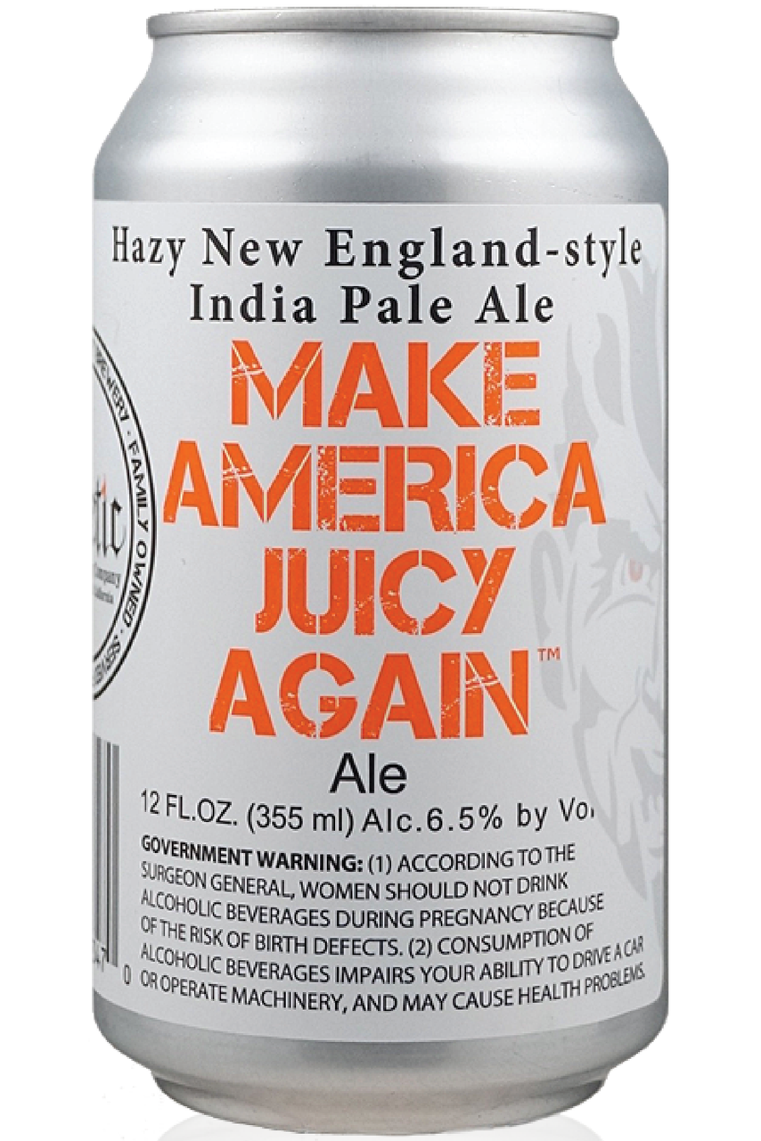 Heretic Make America Juicy Again NEIPA - Temple Cellars