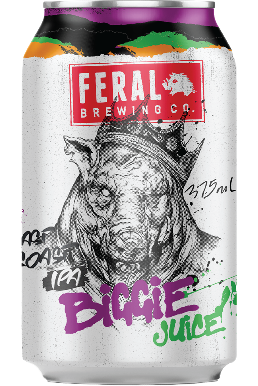 Feral Biggie Juice - Temple Cellars