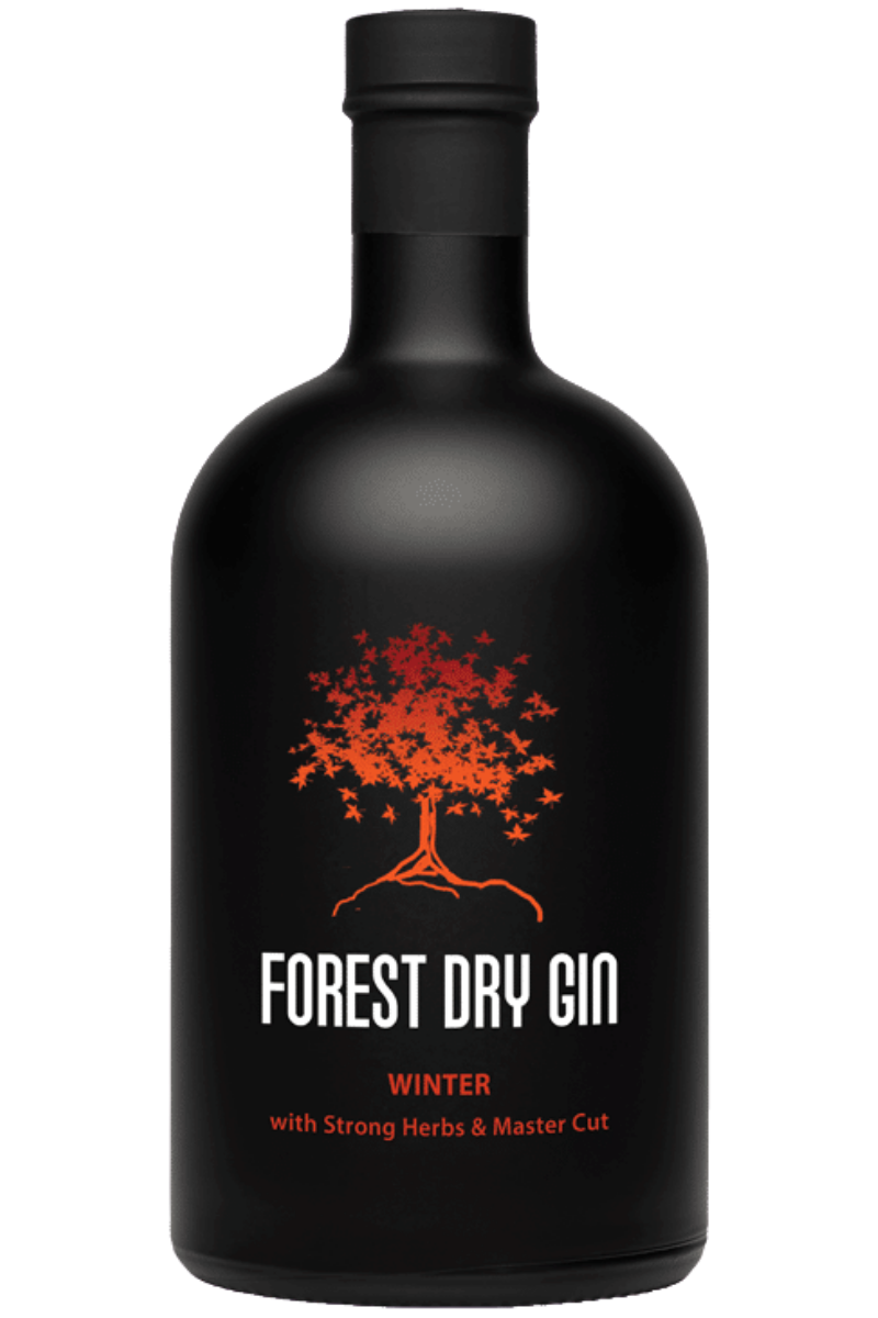 Forest Dry Gin Winter - Temple Cellars